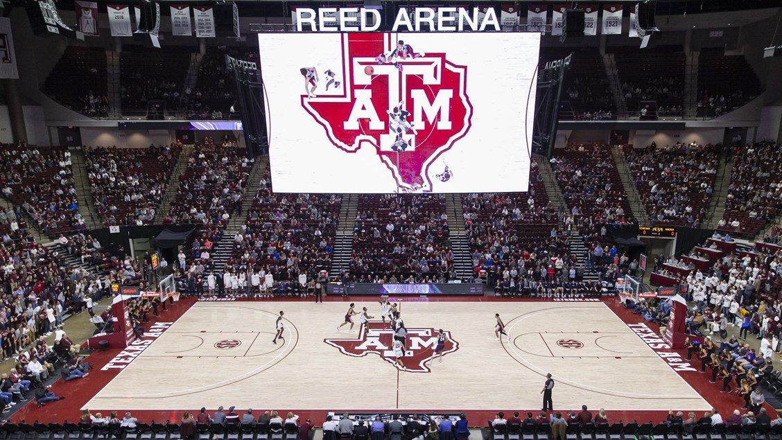 Texas A&M basketball set to host toy drive during doubleheader