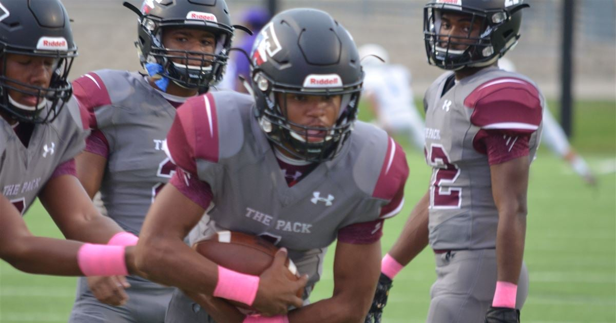 Texas back Stacy Sneed breaks down his commitment to Buffaloes