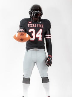 new products 28f84 e6223 A-J: Red Raiders enjoy 1990s throwback uniforms