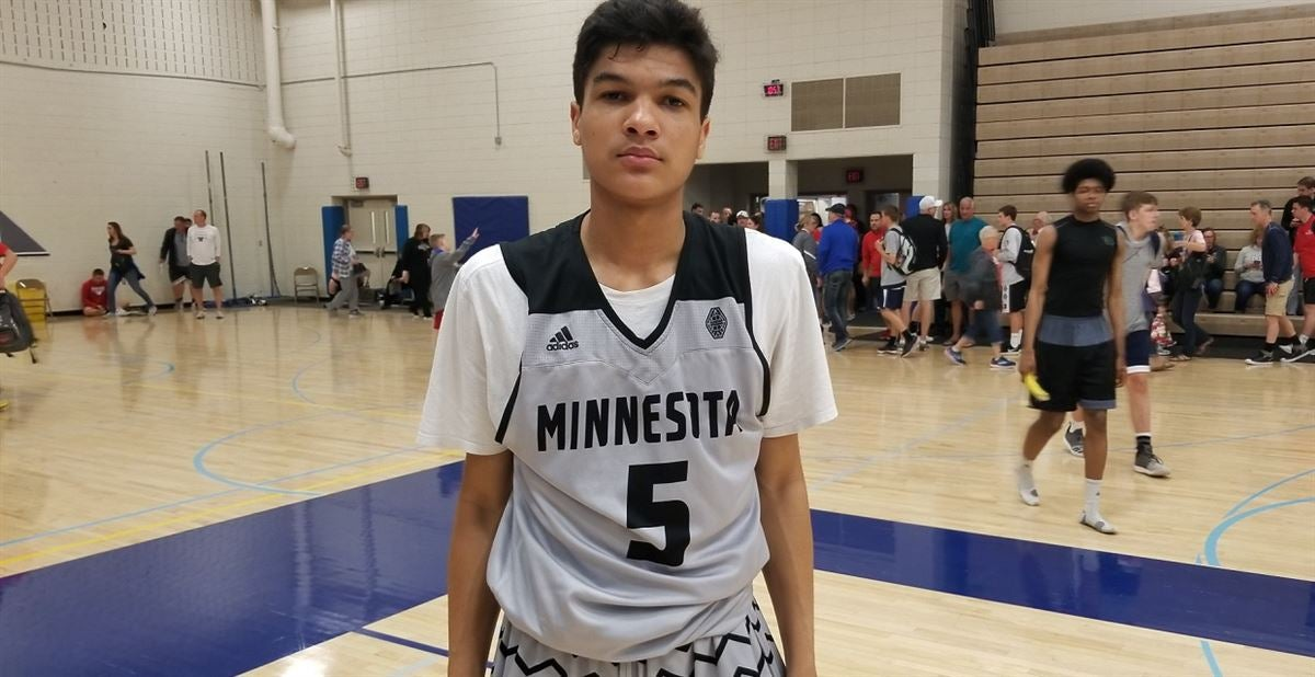 '19 Tyrell Terry Commits To Stanford Basketball