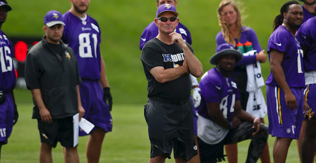 Vikings, Jaguars practices: Highlights from first day