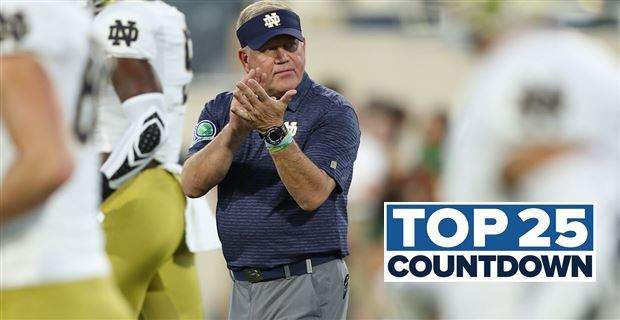 247Sports' Still-too-early Top 25: No. 24 Notre Dame