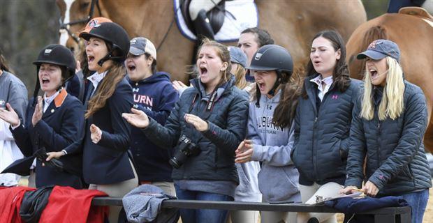 Auburn Equestrian Team Heads To Sec Championship Final