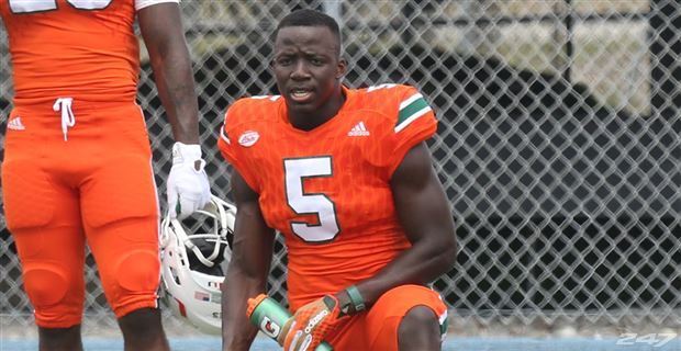 81d3ab526 Post-Spring Ranking of Miami s 64 Scholarship Players