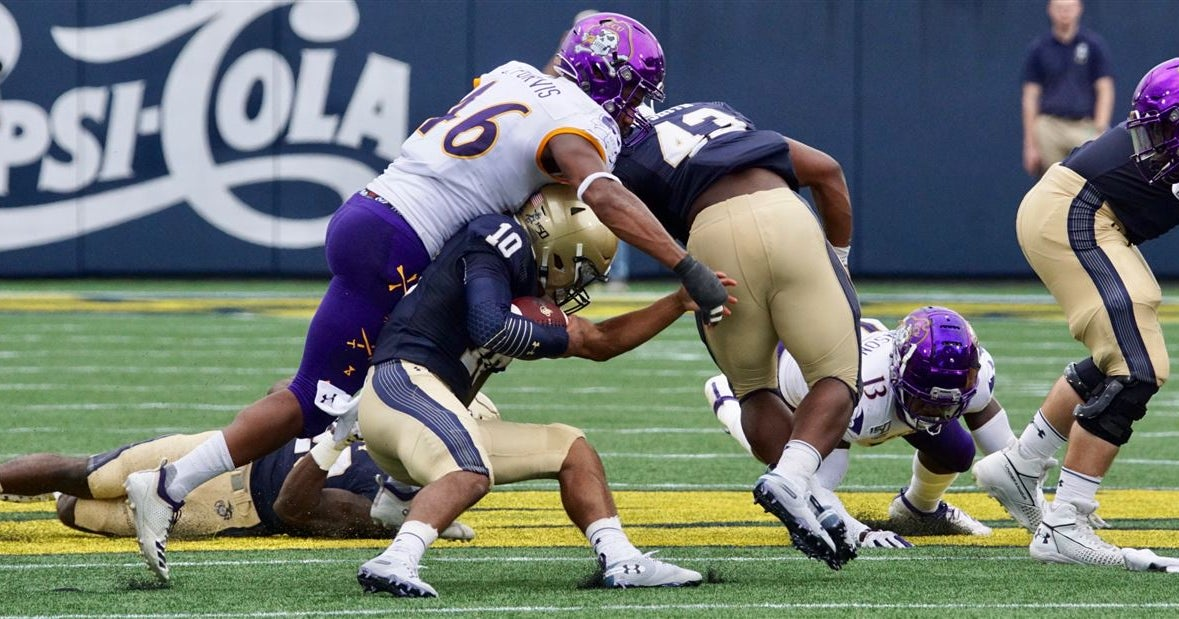 ECU DE Chance Purvis arrested, charged with kidnapping