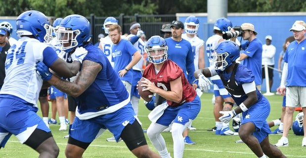 Uk Football Practice Report 9 10