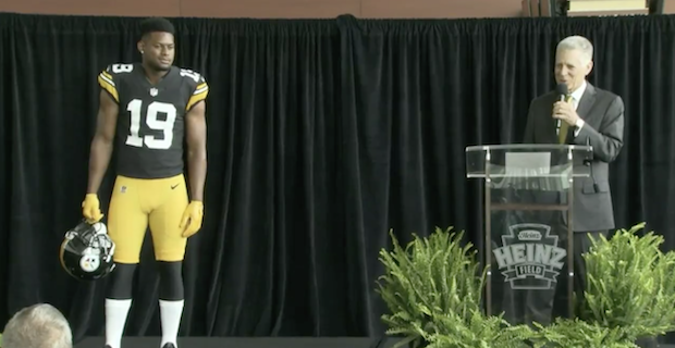 c3bd8de9f Pittsburgh Steelers players excited to wear 70s throwbacks