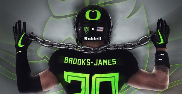 Oregon Football to wear black uniforms against Arizona State 3b8fc8ee8
