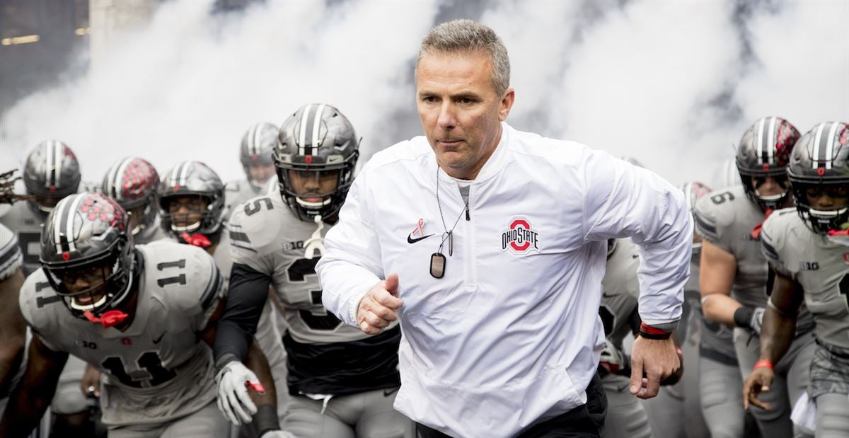 Urban Meyer to teach a course at Ohio State 23af50bc9
