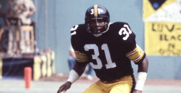 190dacc6f18 Donnie Shell earned five straight Pro Bowl selections from 1978-82. He s  second all-time in Steelers  history with 51 interceptions. (Photo  Getty)