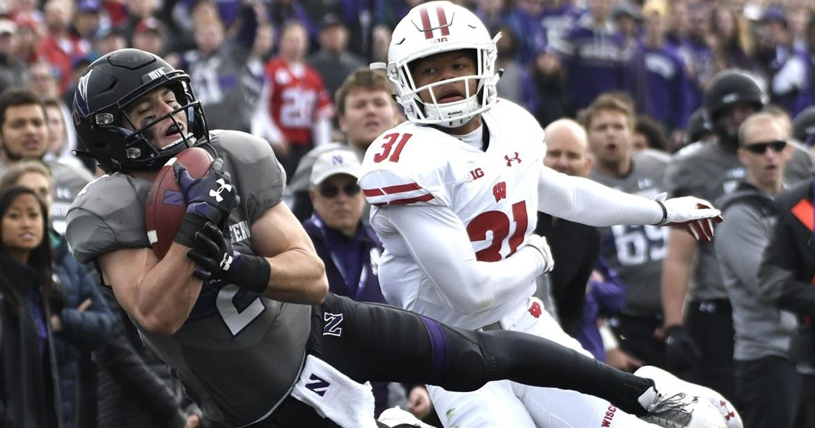 Wisconsin-Northwestern kickoff time announced