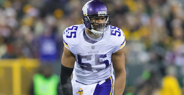 Anthony Barr reveals future hopes, more in exclusive interview