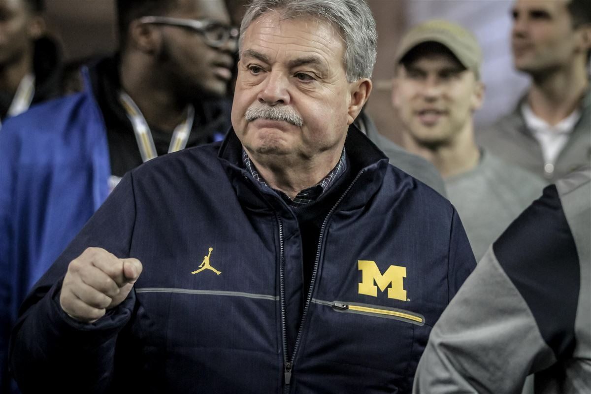 WATCH: Don Brown speaks with MGoBlue.com