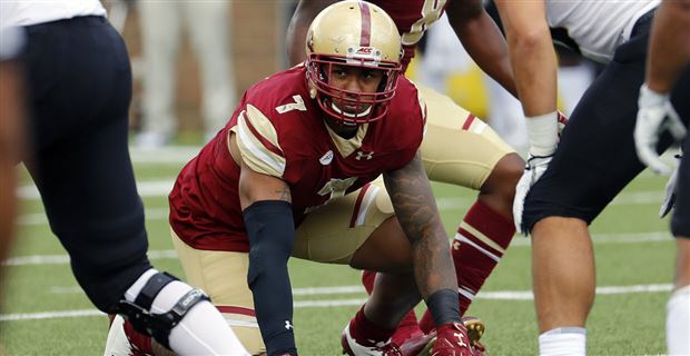 Here's why Boston College DE Harold Landry slipped out of the 1st round -  Pride Of Detroit