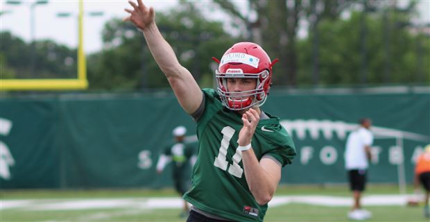 Spartans getting their kind of guys, Kline the latest