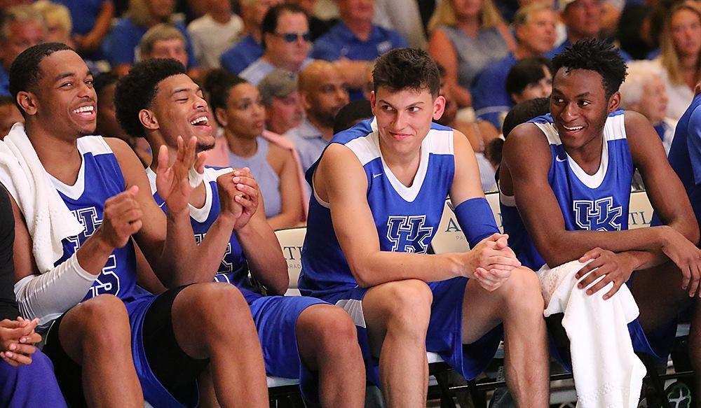 Dan Dakich: Kentucky has championship ingredients