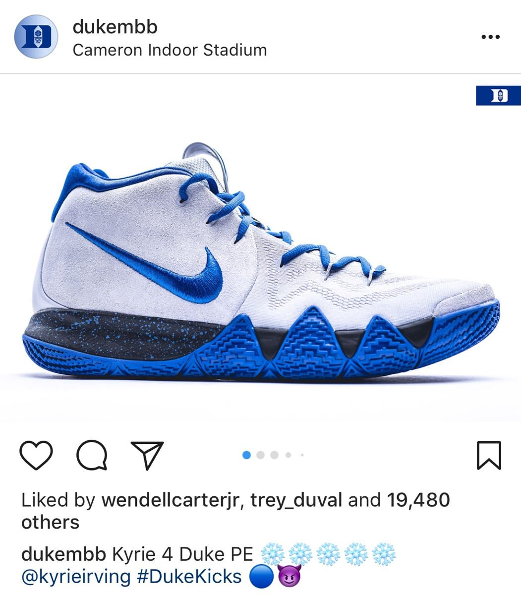 super popular 55332 19276 Nike Kyrie 4 Brotherhood