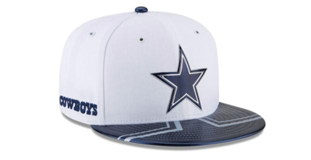 Dallas Cowboys  2017 NFL Draft hat revealed 129d5e5f99d
