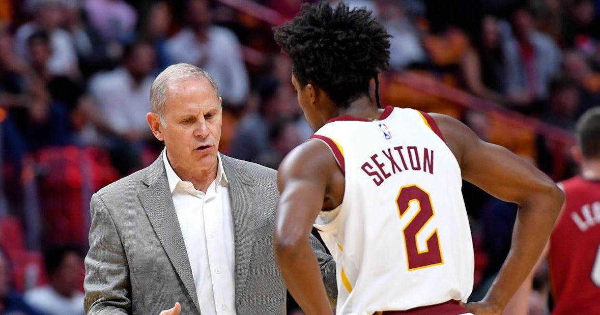 Barkley: 'disgusted' with Cavs players after John Beilein exit