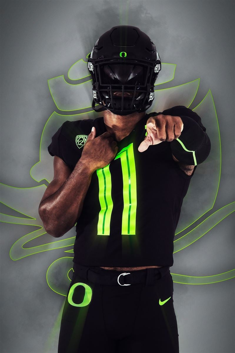 promo code 37380 28fb9 Oregon Football to wear black uniforms against Arizona State