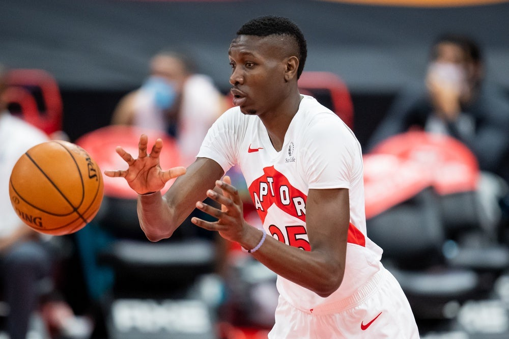 Chris Boucher's early play positioning himself for NBA awards