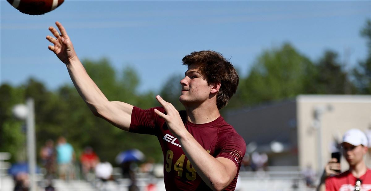 Maye recruiting others to join him in T-Town