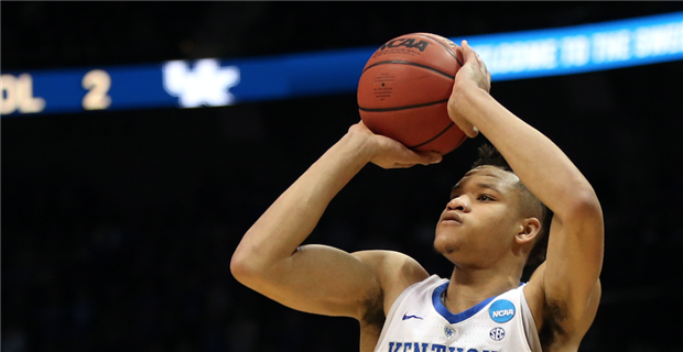 NBA Scouting Report Kevin Knox