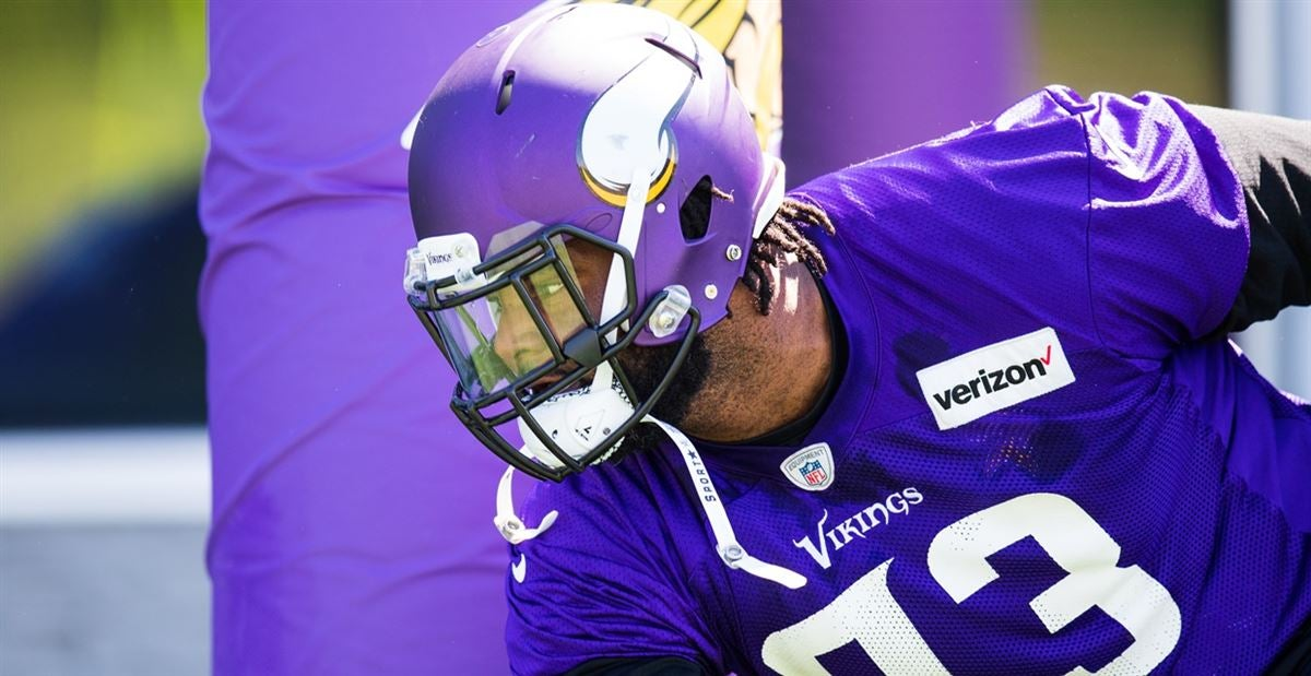 Richardson ready: Vikings knew 'pretty much everything about me'