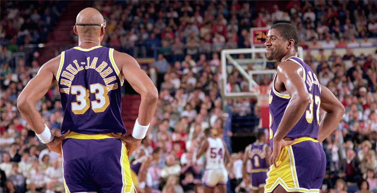 d0b807887c5 The top 10 teams in Los Angeles Lakers' history