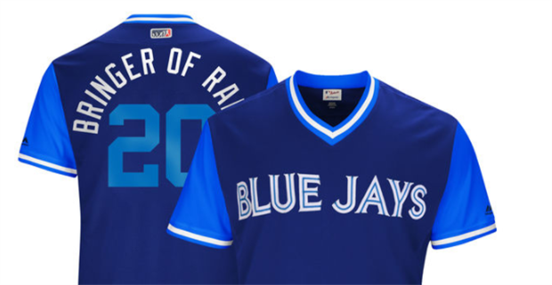 79a3337b MLB reveals 'Players Weekend' alternate jerseys for every team