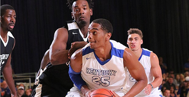 Kentucky finishes perfect 4-0 in the Bahamas