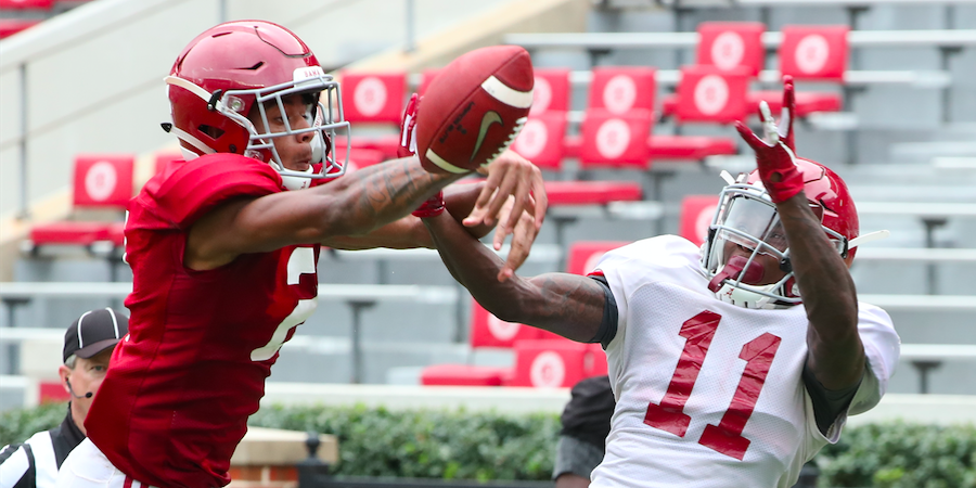 BOL Nuggets: Notes from Alabama's second preseason scrimmage