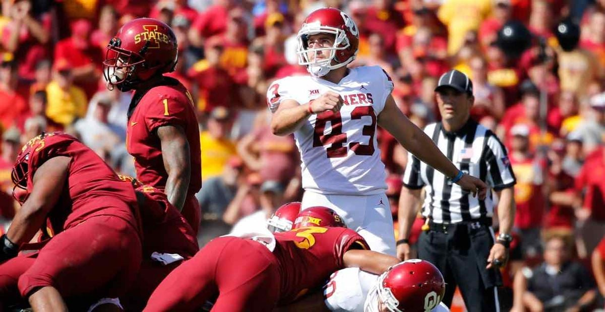 10 key plays in the Sooners' 37-27 win over Iowa State