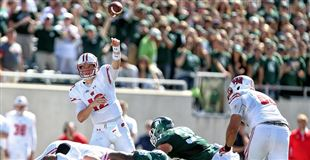 Hornibrook proving Chryst right for taking chance on him