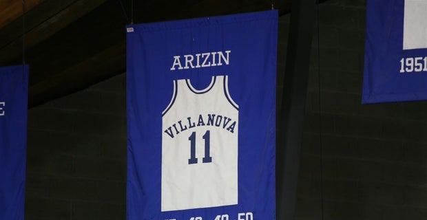 best service a97e3 5254f Which Villanova Players Are Next In Line For Honored Jerseys?