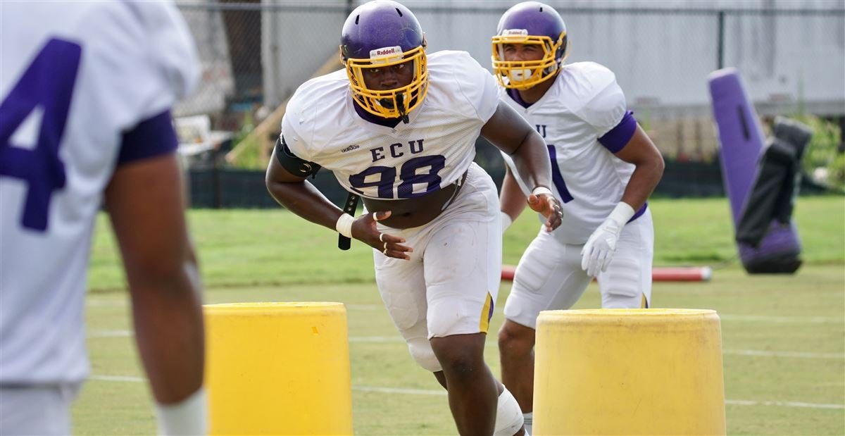 Observations from ECU's Tuesday preseason practice
