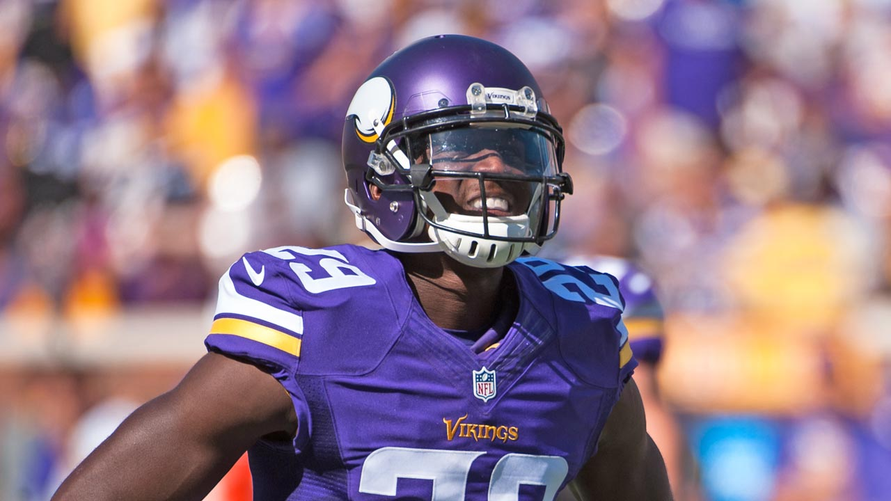 Vikings injuries Rhodes good Johnson questionable