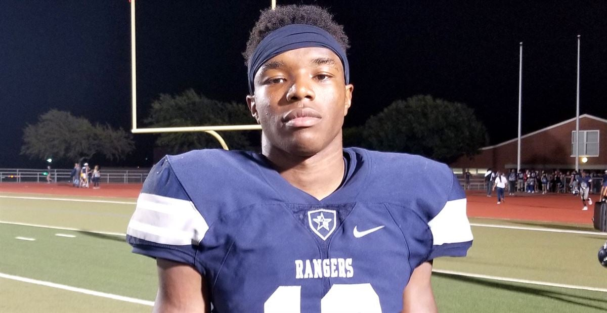Four-star WR Marvin Mims commits to Oklahoma Sooners