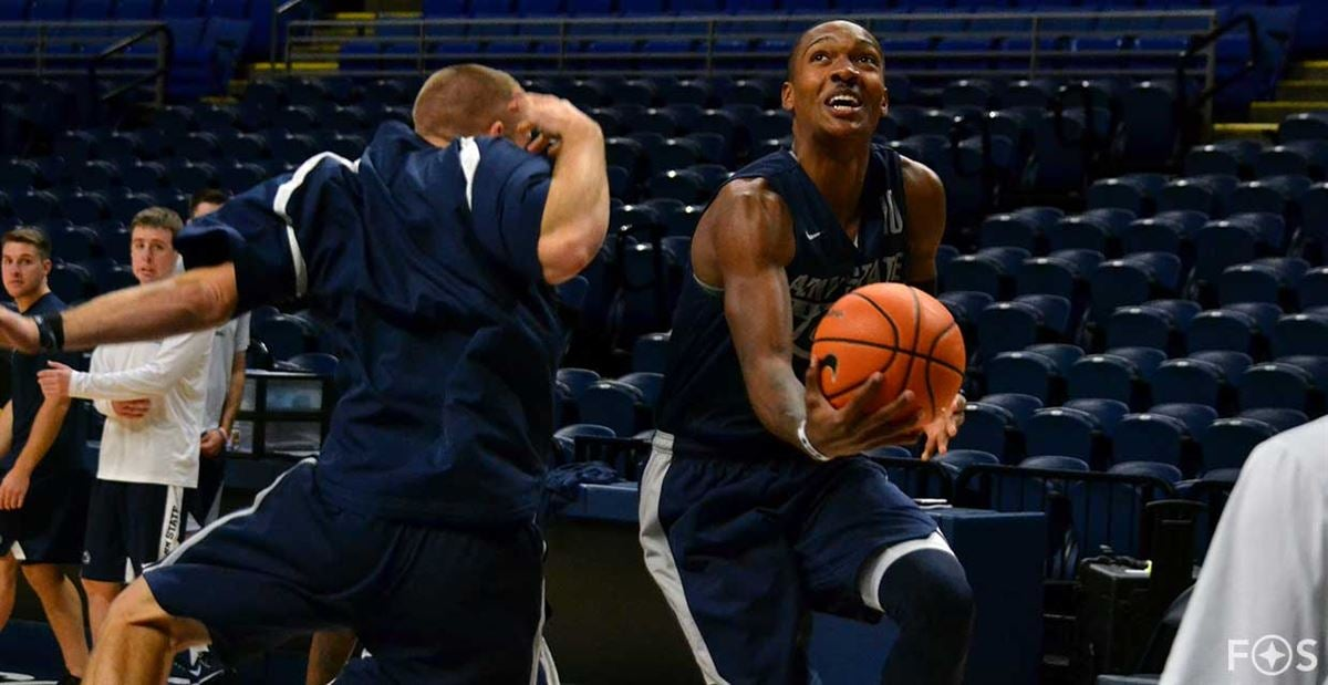 Penn State Photo Gallery: Basketball Media Day