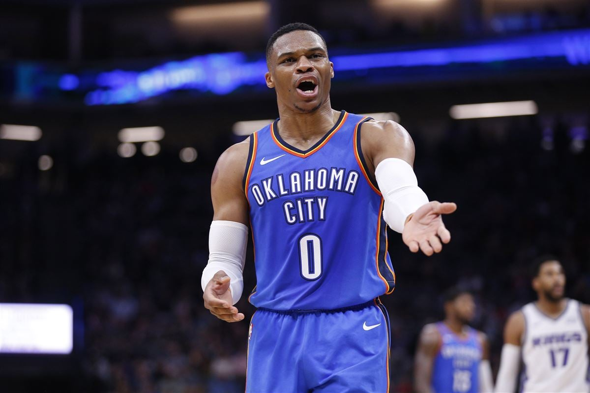 7595c0e7aff Russell Westbrook, Oklahoma City, Point Guard