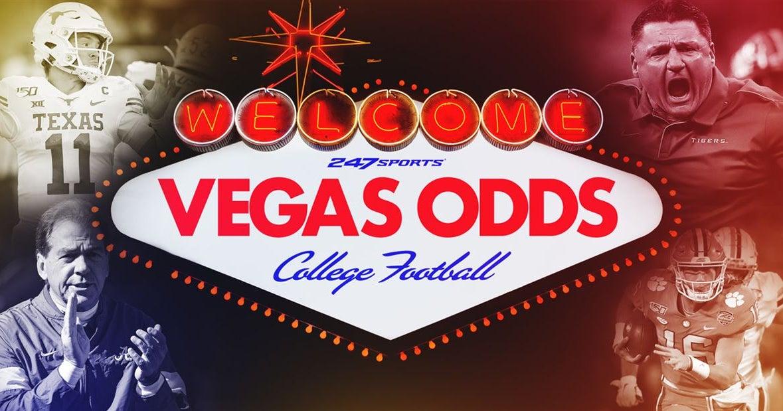 Week 9 college football betting lines released