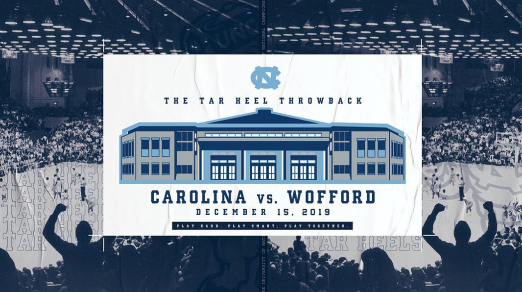 Why is UNC Playing in Carmichael Arena?