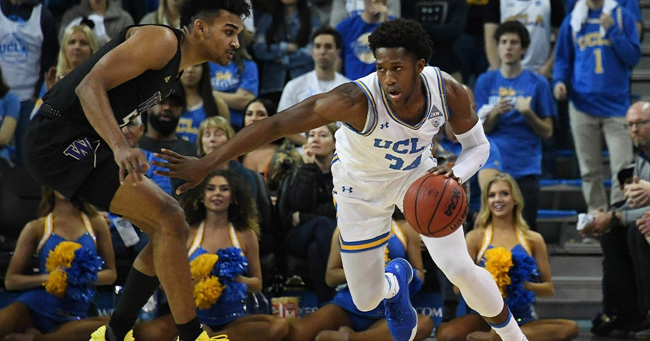 UCLA Hoops Stats: Second Half Surges Against the Washingtons