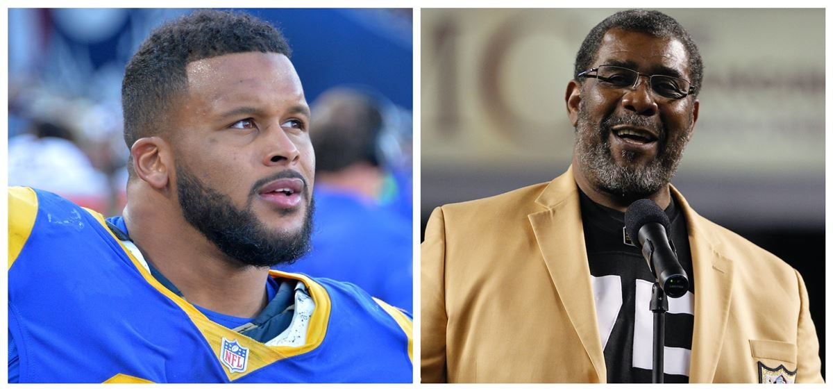 Aaron Donald Joe Greene To Star In Super Bowl Commercial