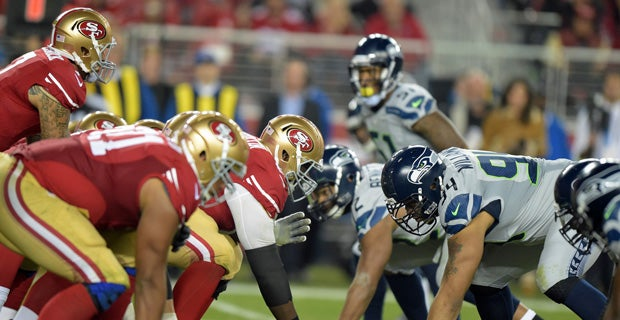 4aef0dc61 Will Seahawks face Colin Kaepernick or Colin Sackorpick
