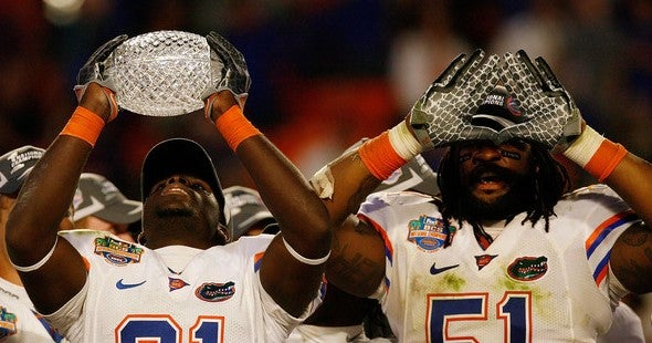 Watch: Gator Great Major Wright's surprise favorite play