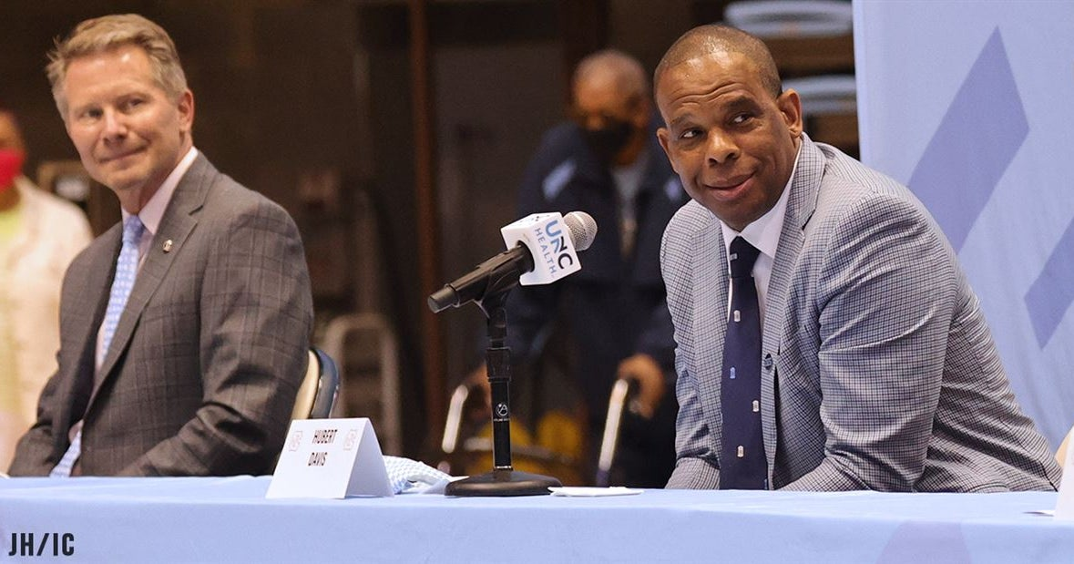 Hubert Davis's Staff Will Be All In The Carolina Family