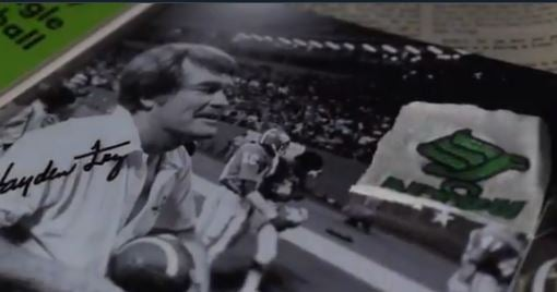 WATCH: UNT to pay tribute to Hayden Fry with throwbacks vs. SMU
