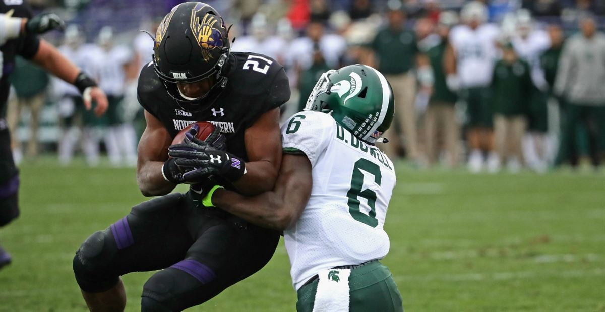 Thorpe Award watch list features MSU safety Dowell