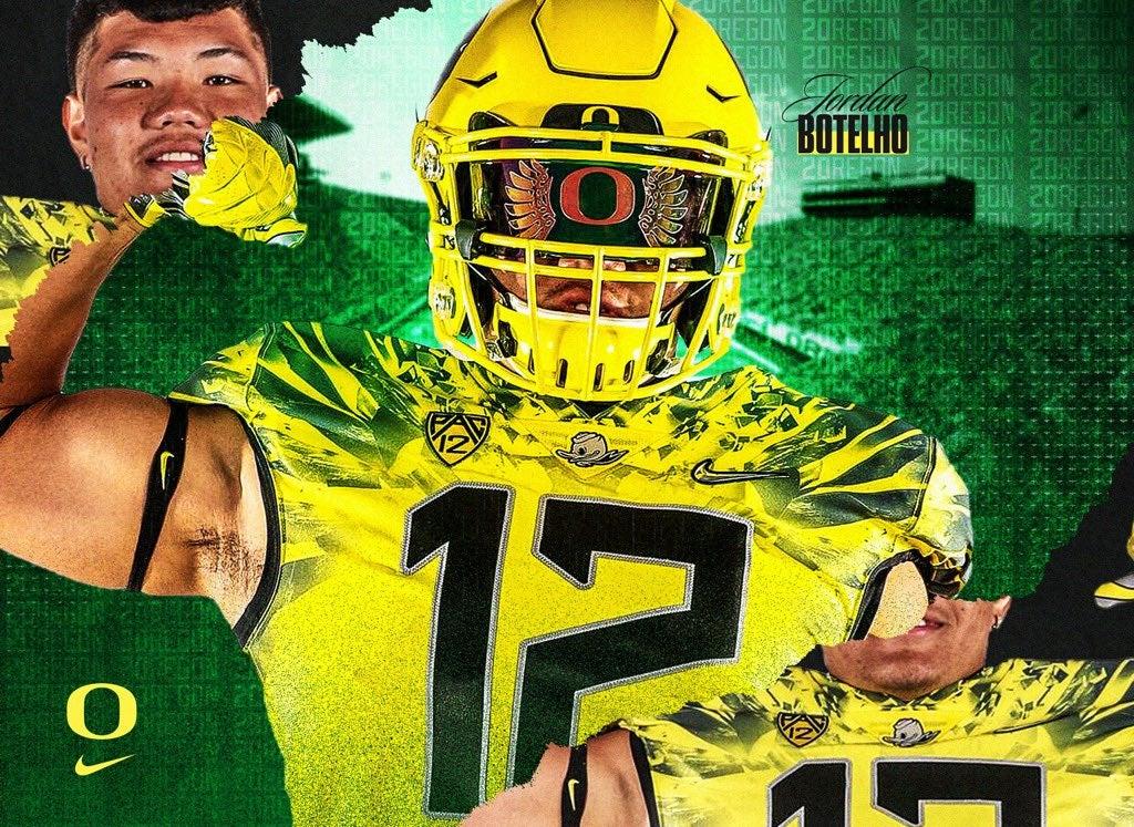 Oregon Football Sending Unique Edits To 2020 Prospects